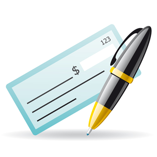 checkbook-icon-om-travel-online-agency